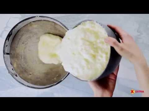 Magisk kake: En røre - tre lag // EXTRA