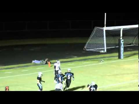 Zach Piazza Football Highlights - 2012