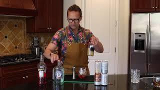 Barhome Spritz - Spin on an Aperol Spritz