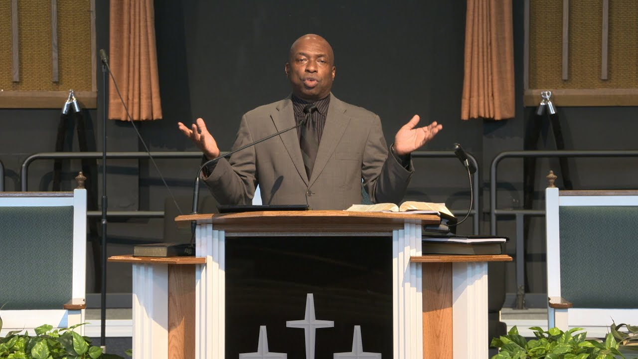 The Rock of Our Salvation (Pt. 2) by Rev. Bennie B. Ford