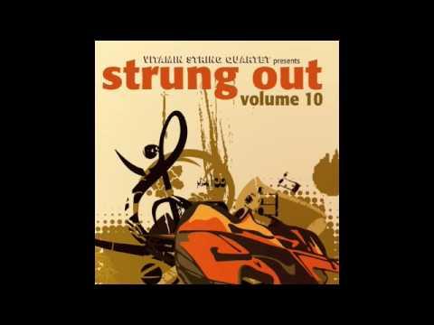1,2,3,4- Vitamin String Quartet Presents Strung Out Vol. 10
