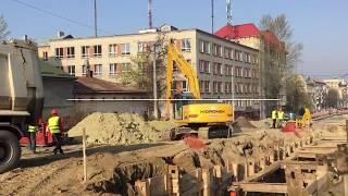 Личаківська: як Онур ремонтує дорогу