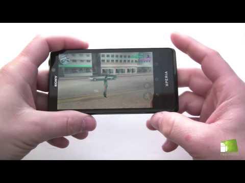 Análisis Sony Xperia T en español (20 min) | FAQsAndroid.com