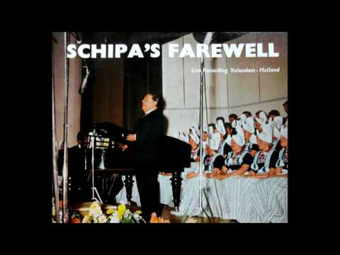 Tito Schipa's farewell concert, 1959 Volendam (Holland)