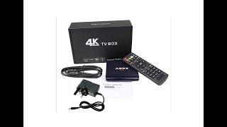 TV BOX A95X R1- шустрый малый для вашего дома.