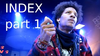 Les Twins @ INDEX Germany part 1