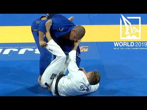 Nicholas Meregali VS Mahamed Aly / World Championship 2019