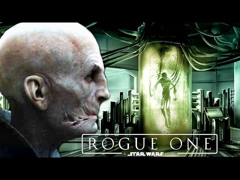 Is Snoke in Rogue One - Answer Confirmed