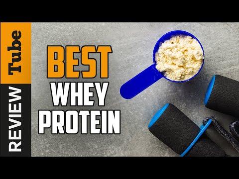 ✅ Protein Powder: Best Whey Protein Powder 2020 (Buying Guide)