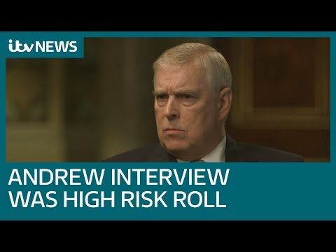 Prince Andrew faces