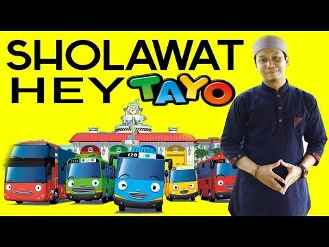HEY TAYO Versi SHOLAWAT - Parody Gus Aldi