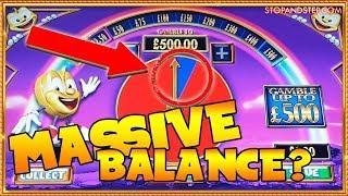 BIG Gambles and LOADS of POTS!! Arcade Gambling