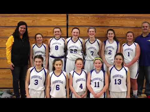 Brookfield Girls Travel B-ball 2017-18