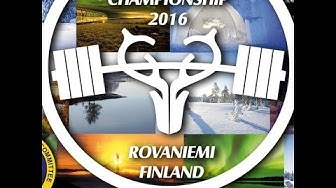 Köntti ja GripMonster suuntana Rovaniemi GPC Powerlifting