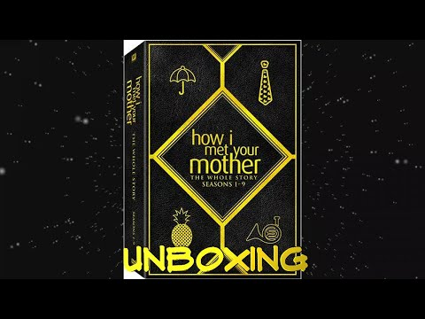 How Met Your Mother The Whole Story Unboxing