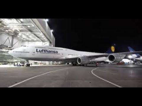 Boeing 747-8 - Mega Máquinas   (COMPLETO)
