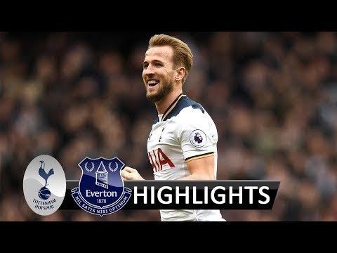 Download Tottenham vs Everton 4-0 Highlights & All Goals HD (13/01/2018) - english commentary