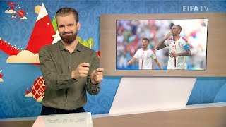 Fifa wc 2018 - crc vs. srb – for deaf and hard of hearing - international sign