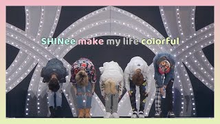 SHINee 샤이니 Colorful  FMV