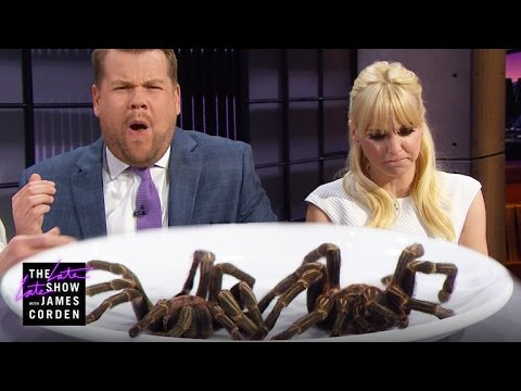 Eating Bugs with Anna Faris, Tituss...