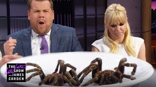 Eating Bugs with Anna Faris, Tituss Burgess & Chef David Geo...