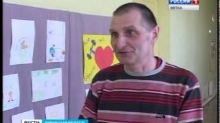 Турнир по жиму в Слободской специальной коррекционной школе-интернате(ГТРК Вятка)
