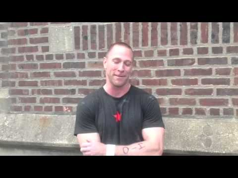 Guerrilla Fitness represents!