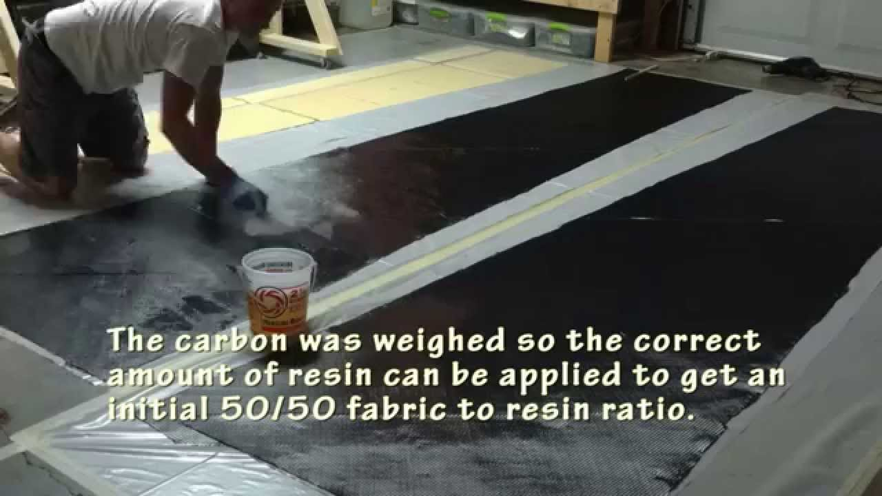 Carbon Fiber Aircraft Wing Youtube