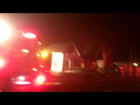 massena state highway 420 fire
