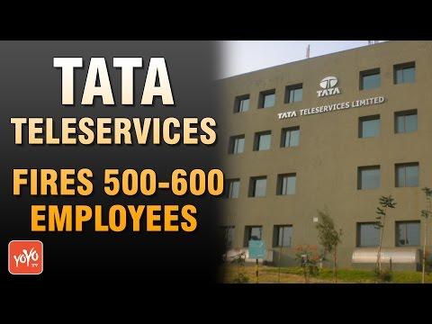 Tata Teleservices Fires 500-600 Employees | #Jio Effect | YOYO Times