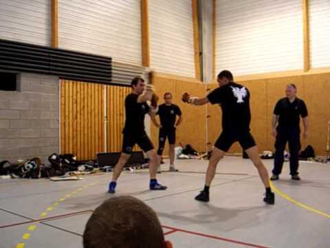 ACTA Ancient Greek boxing at Dijon 2009