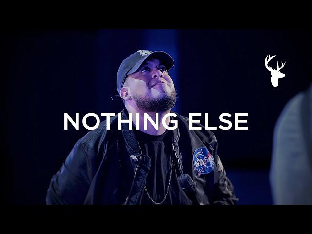Nothing Else - Edward Rivera | Bethel Music Worship