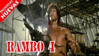 Peliculas Nuevas ★Rambo IV✹Alto Voltaje★ Películas De Acción 2017 ᴴᴰ  John Rambo