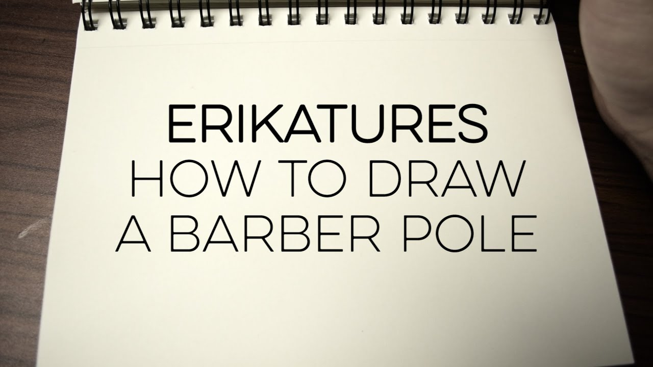 Barber Pole Drawing