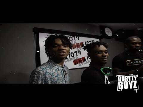 Rae Shremmurd Interview w| The Durtty Boyz on Hot 107.9