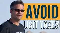 How to Avoid UBIT Taxes Inside an IRA