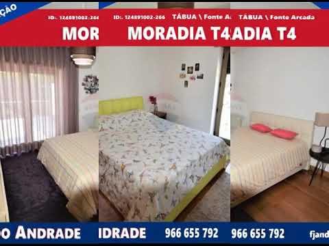 Moradia T4 - Tábua - Fonte Arcada