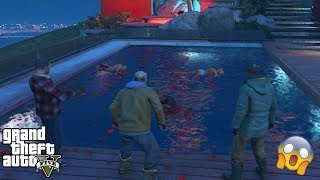 GTA 5 - DON'T go to Devin's House in Prologue (scary secret)