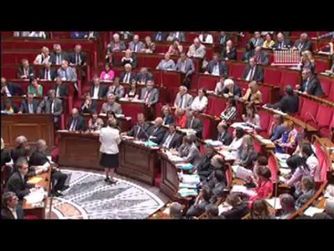Projet de loi métropole : question d'actu de F. Asensi thumbnail