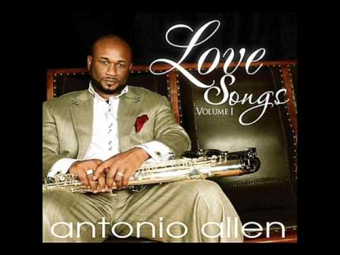 Antonio Allen - Lady In My Life