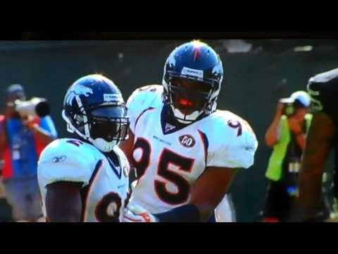 Elvis Dumervil injury update: torn pectoral muscle (originally aired on ESPN)