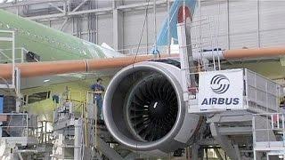 Компания IndiGo заказала у Airbus еще 250 самолетов A320neo(, 2015-08-17T15:38:38.000Z)