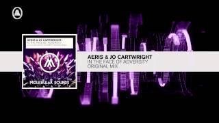 Aeris & Jo Cartwright - In The Face of Adversity (Original Mix) Molekular RNM + Lyrics