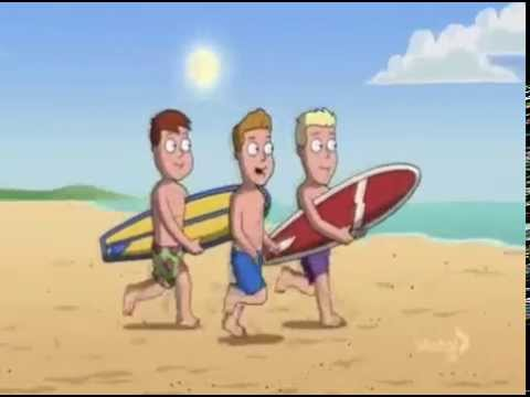 Summer In Canada - Family Guy