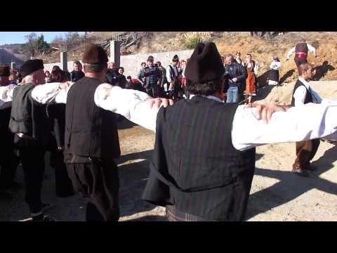 "Folklor Group KOPACKA -  ""St. Archangel Michael's Day"" village Dramce - Macedonia"