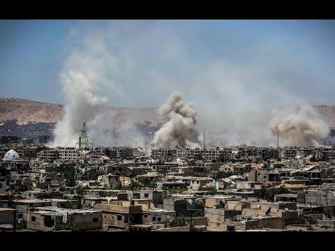 أخبار عربية - مقتل شابين في قصف لقوات الأسد على ريف #درعا  - نشر قبل 34 دقيقة