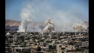 أخبار عربية - مقتل شابين في قصف لقوات الأسد على ريف #درعا