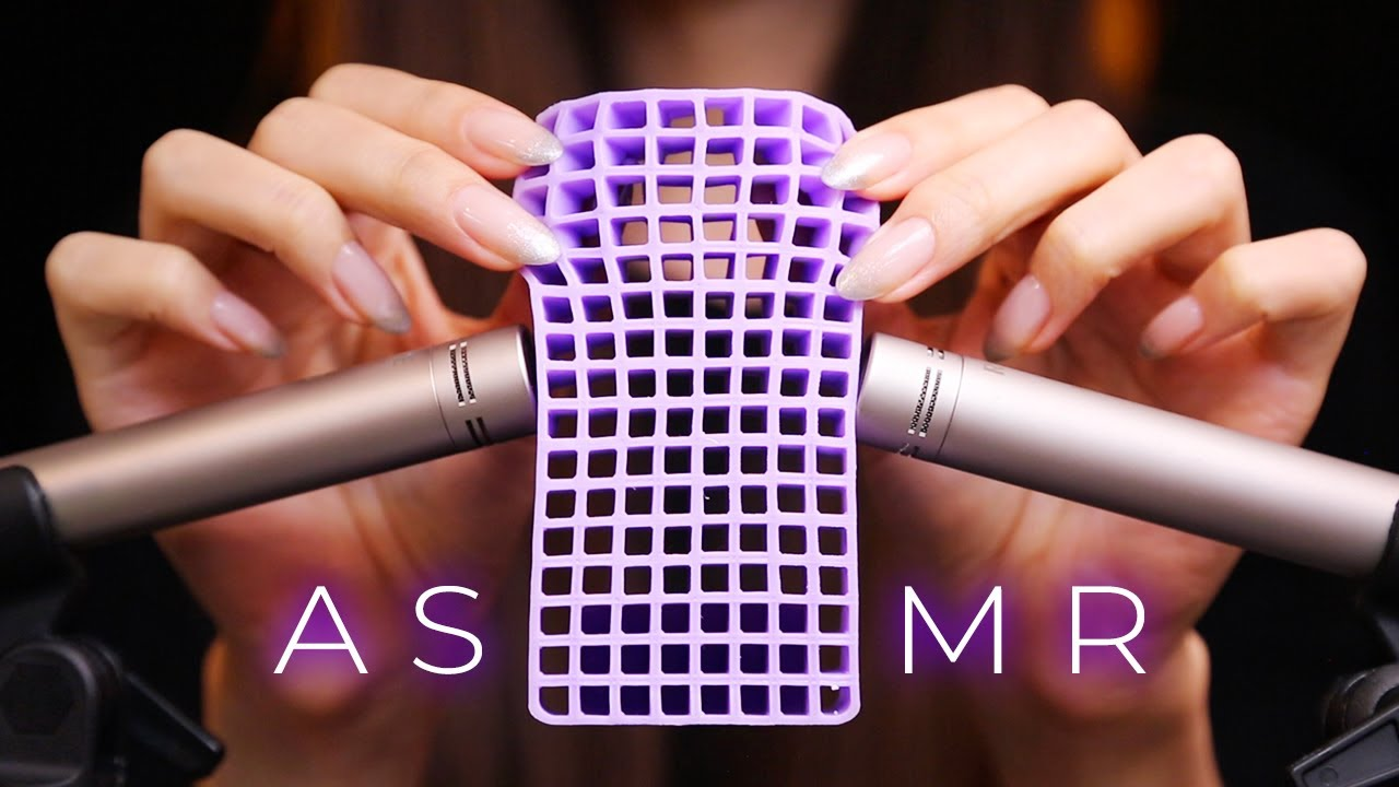 ASMR Extremely Sensitive Triggers for People Who Want Tingles (No Talking)