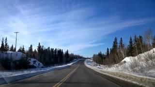 Video На машине по Канаде. Дорога в Флин Флон Манитоба. Road to Flin Flon Manitoba download MP3, 3GP, MP4, WEBM, AVI, FLV November 2017