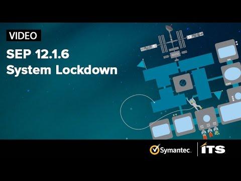 Symanec Endpoint Protection + SEP 12 1 FinalSEP 12.1.6 System Lockdown